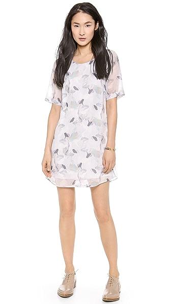 Theory Amola Louisiane Dress