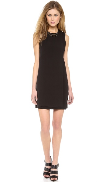 Theory Fluidity Dambran Dress