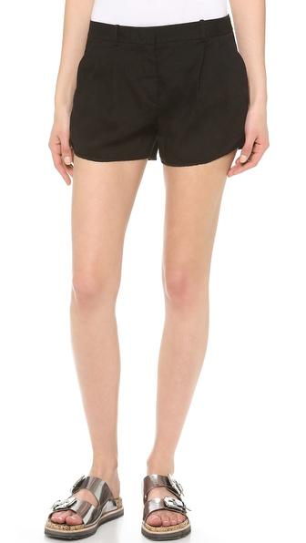 Theory Crunch Jitkah Shorts