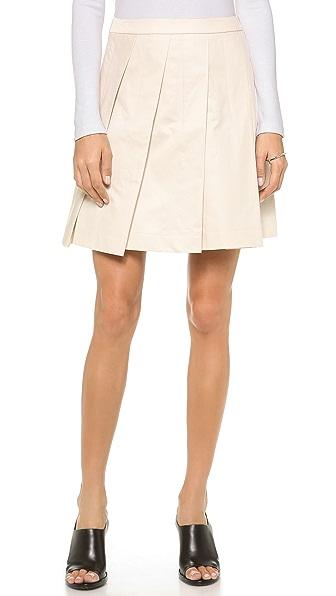 Theory Taranto Sarise Skirt