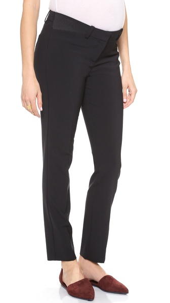 Theory Maternity Urban Louise Pants