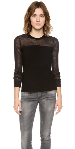 Theory Ofenia Enchanted Sweater at Shopbop / East Dane