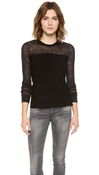 Theory Ofenia Enchanted Sweater