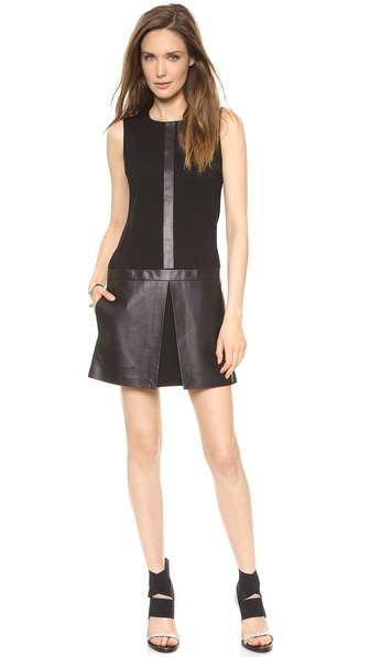Theory Easful Haddie C Dress