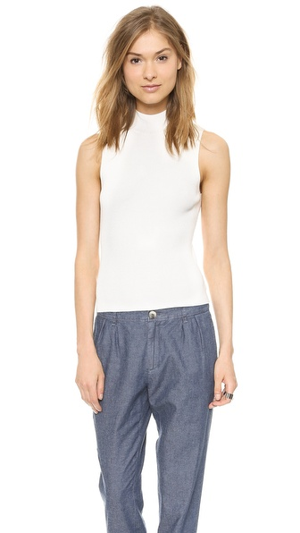 Theory Prosecco Everleen Top