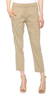 Theory Crunch Korene Trousers