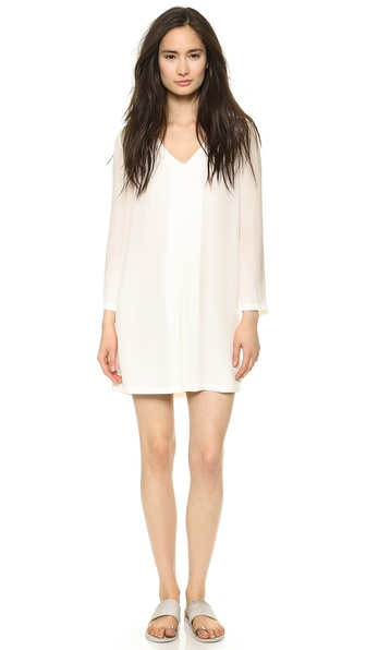 Theory Trenta Dress - Ivory at Shopbop / East Dane