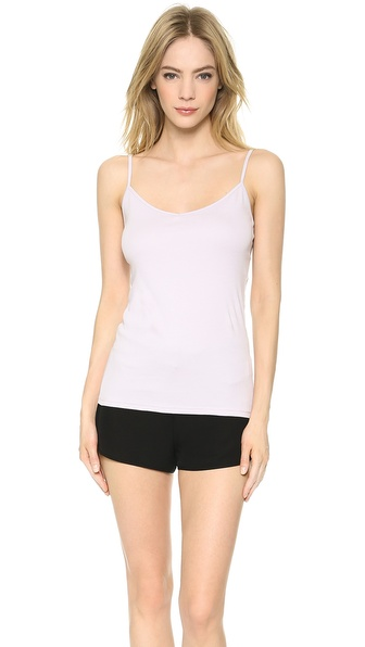 Theory Classic V Camisole - Lilac at Shopbop / East Dane