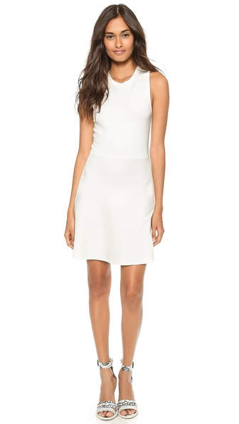 Theory Prosecco Maysen Dress - Ivory at Shopbop / East Dane