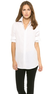 Theory Sartorial Nareen Blouse