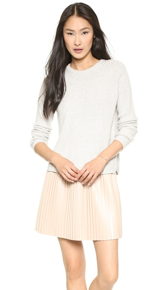 Theory Cashcotton Remrita C Sweater