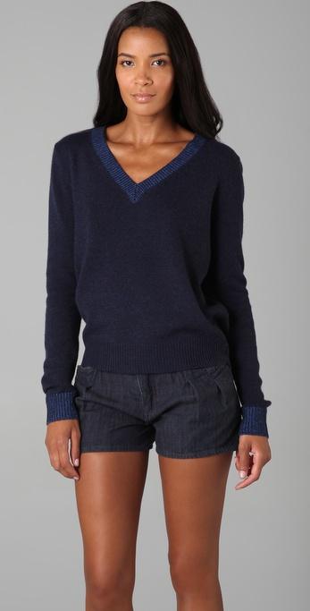 Theyskens' Theory Yash Cashmere Sweater