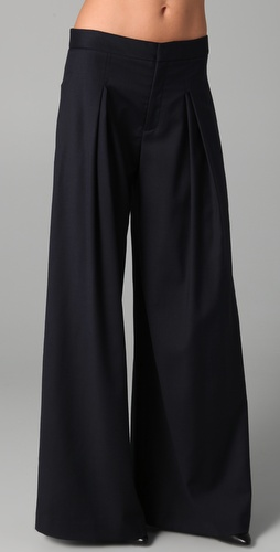 Theyskens' Theory Pogo Ferry Pants
