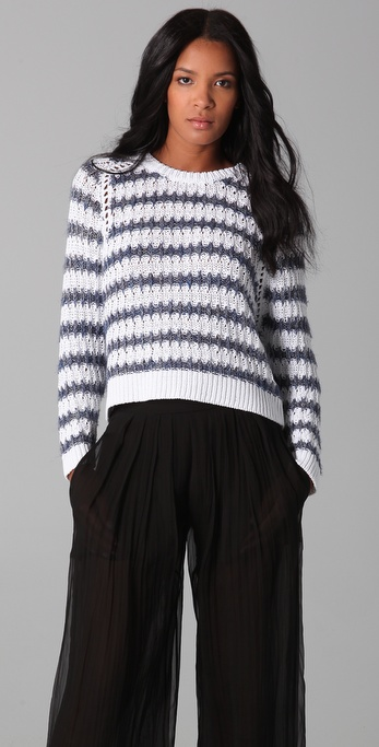 Theyskens' Theory Koro Yaura Sweater