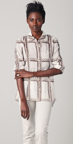 Theyskens' Theory Breese Blouse