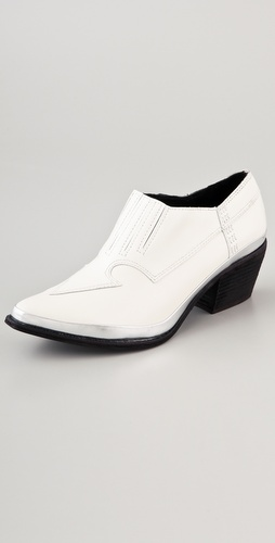 Theyskens' Theory Ying Western Booties