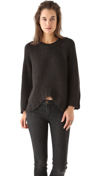 Theyskens' Theory Knopy Yourney Sweater
