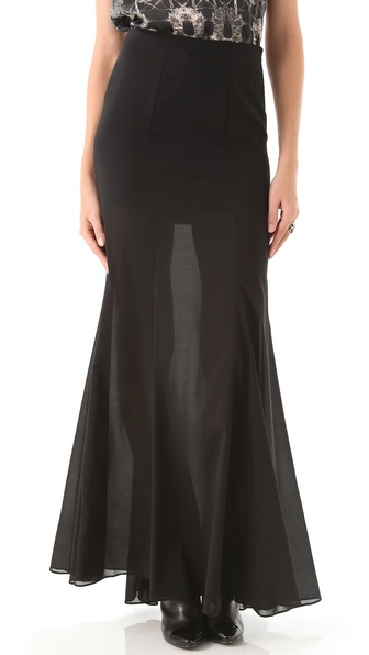 Theyskens' Theory Sonne Forma Skirt