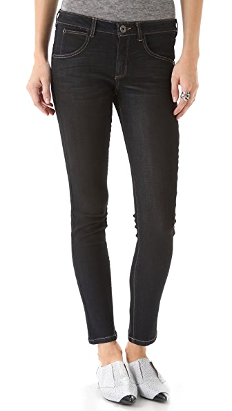Theyskens' Theory Penny Wintage Jeans