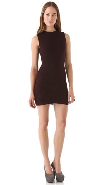 Theyskens' Theory Keiro Yara Sweater Dress