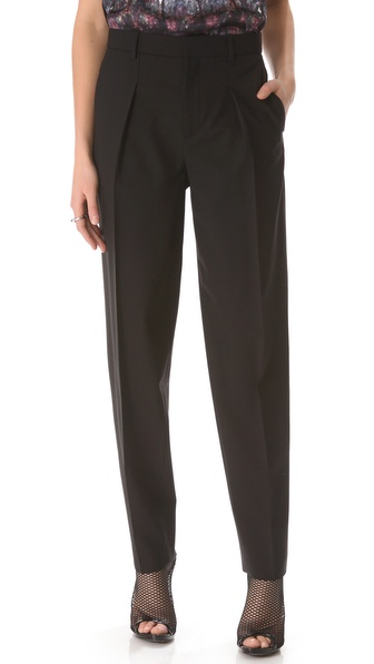 Theyskens' Theory Paxitano Fruma Pants
