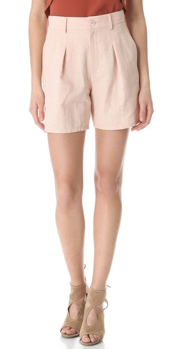 Theyskens Theory Parker Fescape Shorts