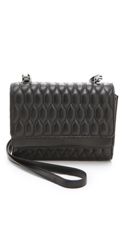 Theyskens Theory Sara Acap Quilted Bag