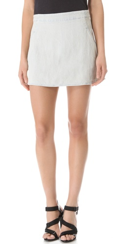 Theyskens Theory Sonet Wecksy Skirt