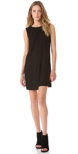Theyskens Theory Dwato Sleeveless Dress