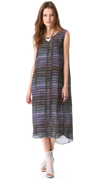 Theyskens' Theory Dritto Sleeveless Dress