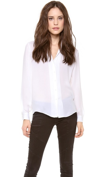 Theyskens' Theory Brana Blouse