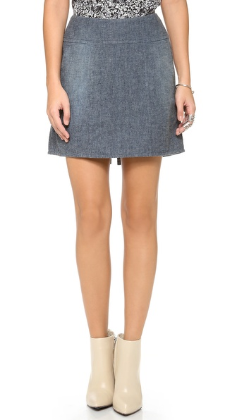 Theyskens' Theory Suitry Skirt