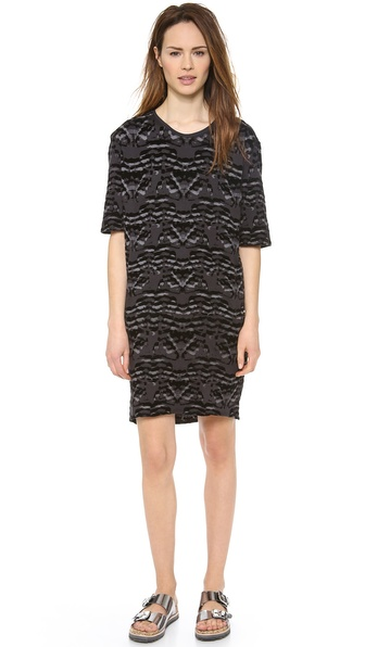 Theyskens' Theory Ibar Caban Dress