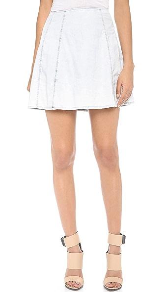 Theyskens' Theory Waihara Sune Skirt