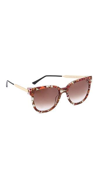 Thierry Lasry Flashy Limited Edition Sunglasses - Vintage Orange