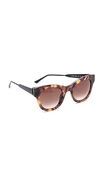 Thierry Lasry Leggy Sunglasses - Tortoise/Brown