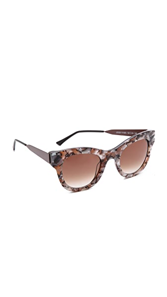 Thierry Lasry Thierry Lasry Leggy Limited Edition Sunglasses (White)
