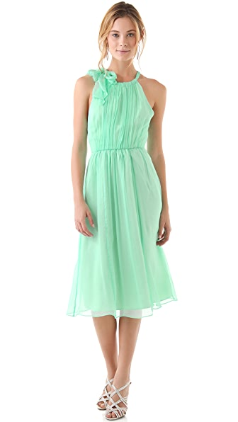 Thread Eleanor Tea Length Dress