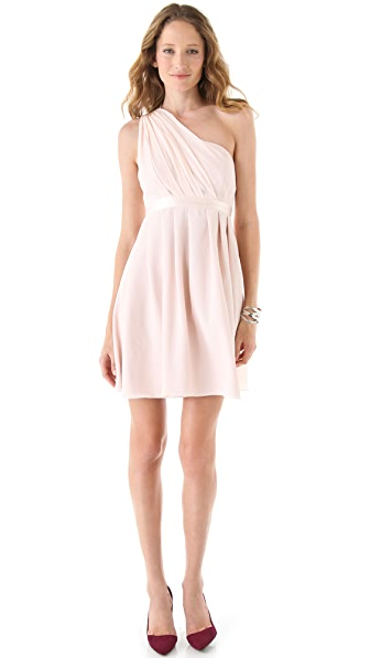 Thread Shiloh One Shoulder Dress