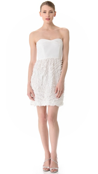 Thread Agatha Strapless Dress
