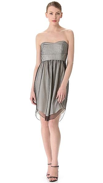 Thread Reed Strapless Dress