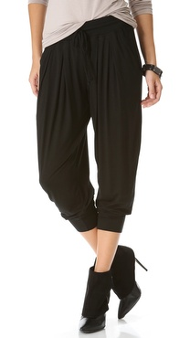 Three Dots Drawstring Pants