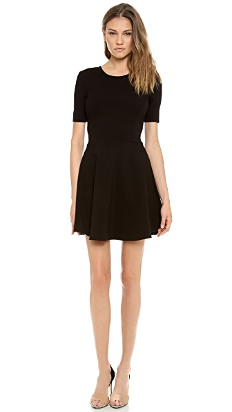 Three Dots Crew Neck Dress