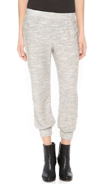 Three Dots Long Pants with Pleating