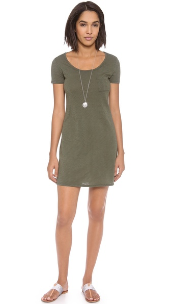 Three Dots T-Shirt Dress