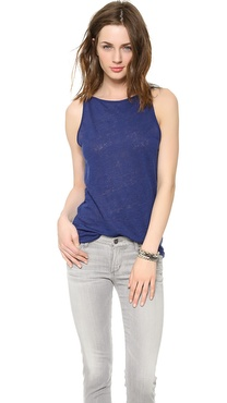 Three Dots Shell Tank