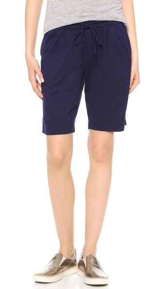 Three Dots Bermuda Shorts
