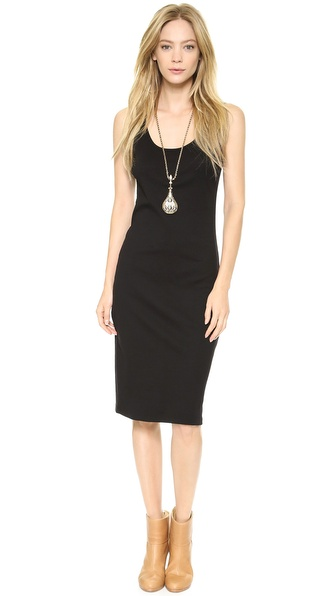 Three Dots Midi Tank Dress