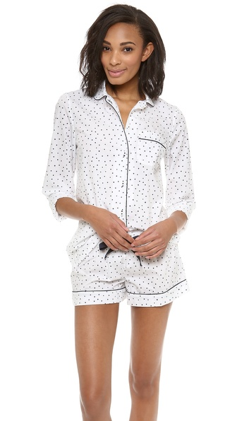 Three J NYC Pheobe PJ Set