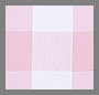 Pink Plaid/White Trim